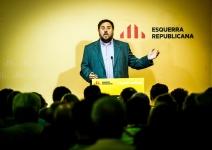 Consell Nacional ERC - Junqueras