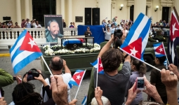 Fidel Castro - Santa Clara
