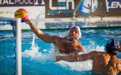 Waterpolo Barceloneta - Brescia