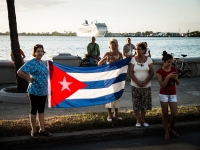 Paso Cenizas Fidel Castro - Cienfuegos