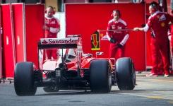 Entreno Formula 1